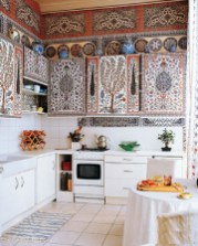 Unusual Bohemian Kitchen Decorations Ideas To Try11