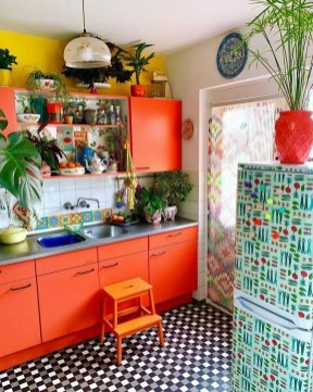 Unusual Bohemian Kitchen Decorations Ideas To Try28