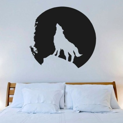 Vintage Bedroom Wall Decals Design Ideas To Try01