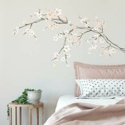 Vintage Bedroom Wall Decals Design Ideas To Try06