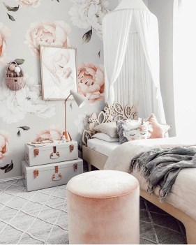 Vintage Bedroom Wall Decals Design Ideas To Try42