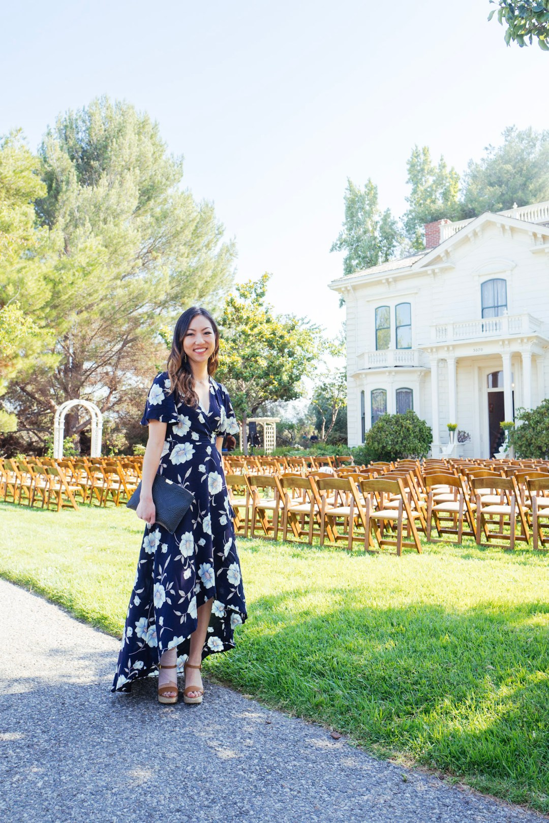 Wedding At Rengstorff House Mountain View Trend Envy
