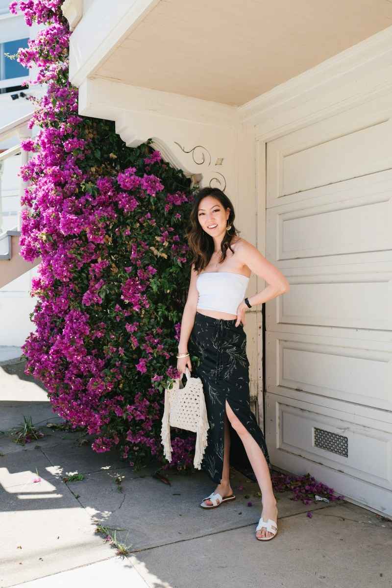 HOW TO STYLE A TUBE TOP TO LOOK CLASSY