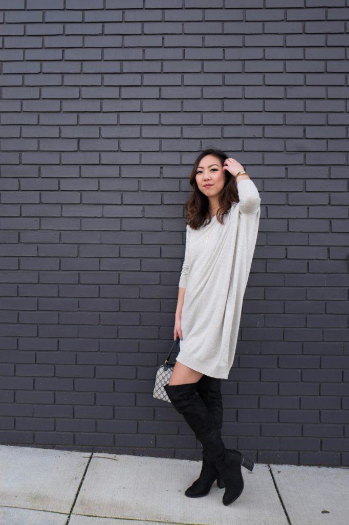 SWEATER DRESS – TREND ENVY