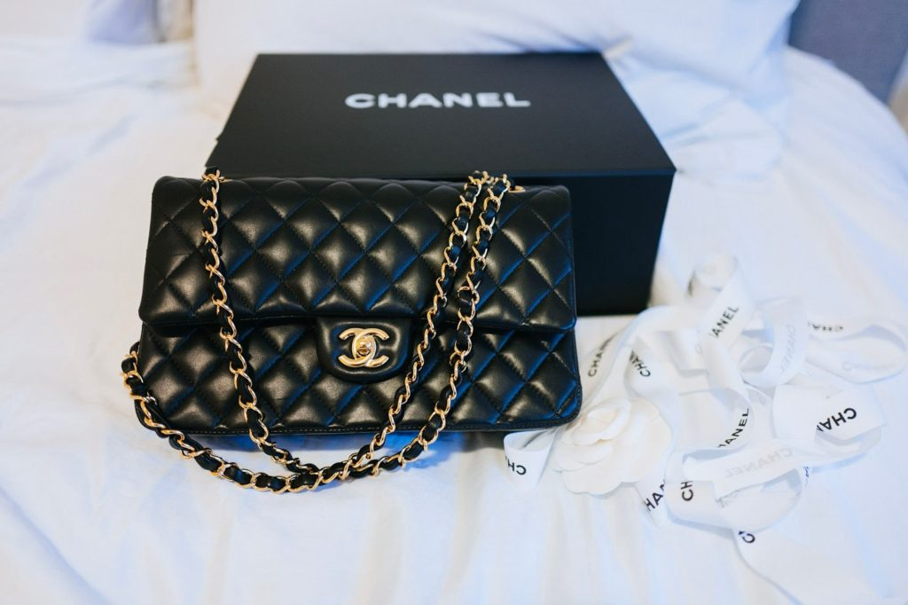 My First Chanel Bag The Classic Flap Trend Envy