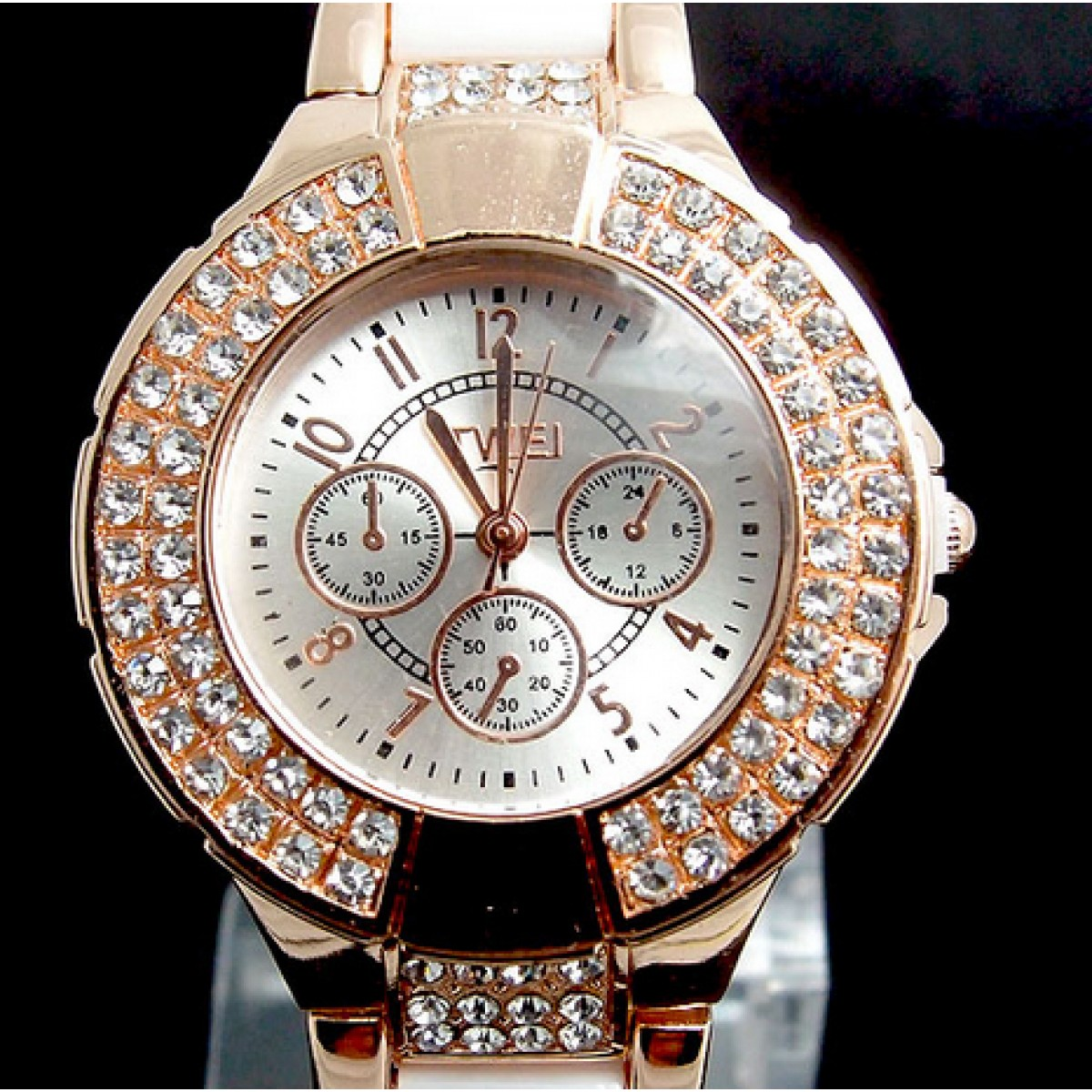 Crystalize Bling Watch From Category Watches Trendi Bracelets UK
