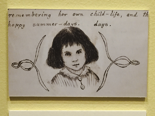 Alice Liddell child