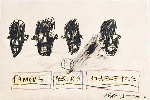 Jean Michel Basquiat | Trending In