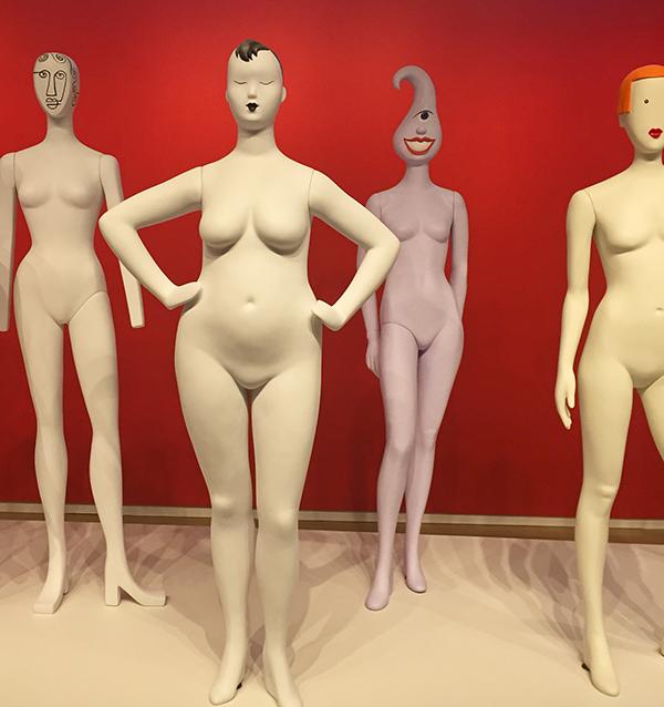 The Art of the Mannequin   Trending In