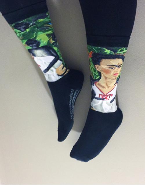 Frida Kahlo Socks | Trending In