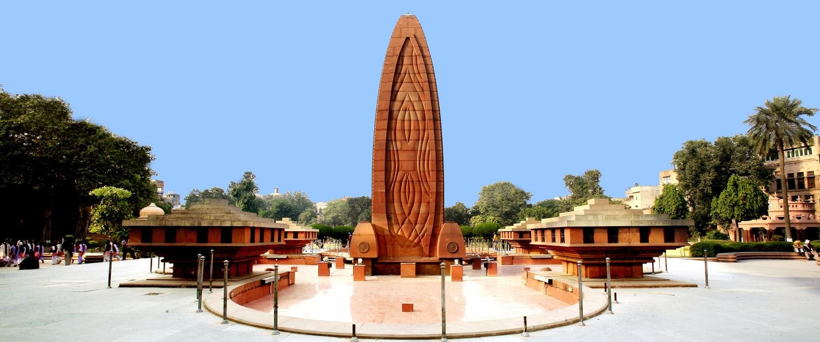 jallianwala bagh war memorial