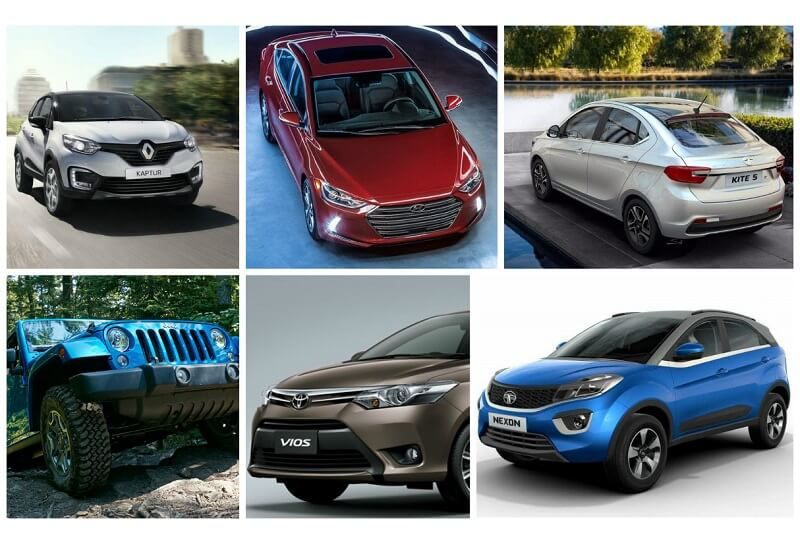 Continued: Upcoming New Cars in India in 2016 – 17 (PART-3)
