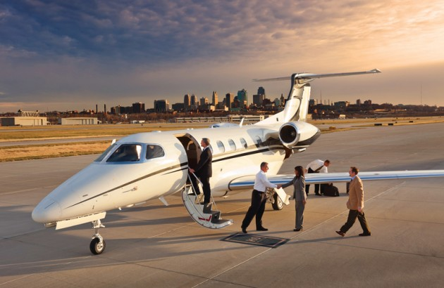 7 myths of Business Classes jet charters