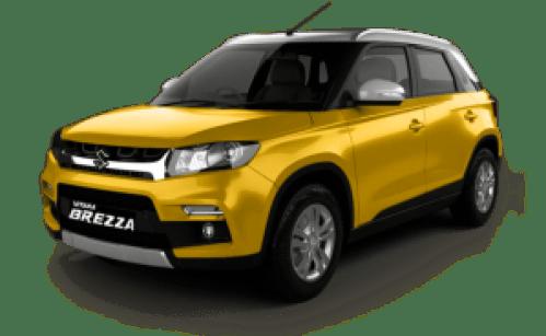 maruti-suzuki-vitara-brezza-fiery-yellow-with-pearl-arctic-white
