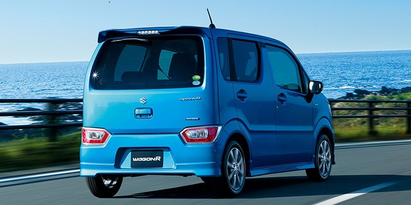 New-generation Suzuki Wagon R & Stingray Break Cover in Japan