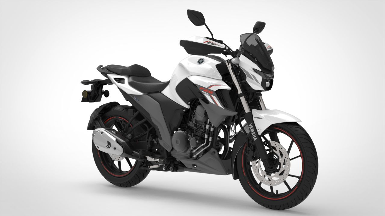 Unfolded–New Color, 8kmph Faster Yamaha YZF-R25