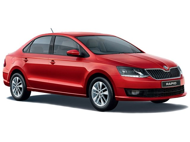 India Launch Skoda Rapid Matte Concept