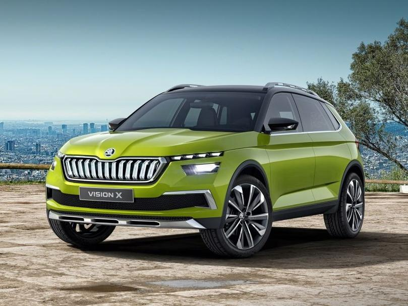 Skoda Vision X - Explore the SUV in its Latest Form