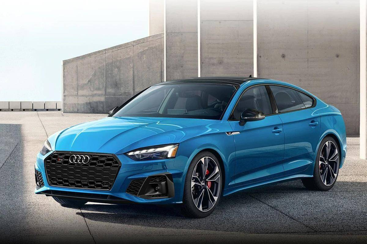 Exclusive 2021 Audi S5 Sportback Analysis