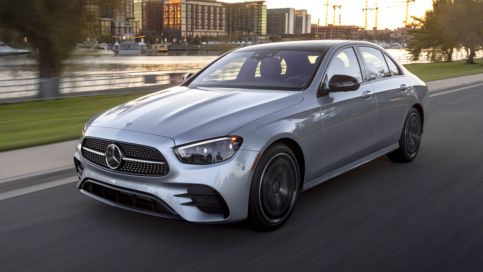 Review of the Mercedes-Benz E-Class Facelift for 2021