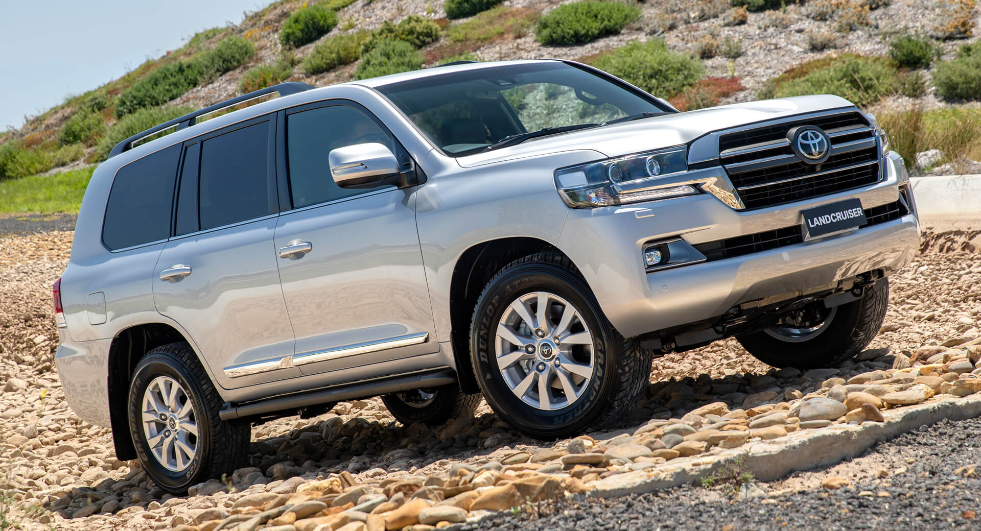 The Toyota Land Cruiser 2022 will take place on June 9th
