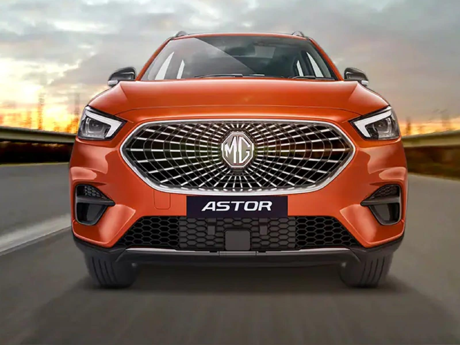The MG Astor is a mid-size SUV with a personal AI system and ADAS