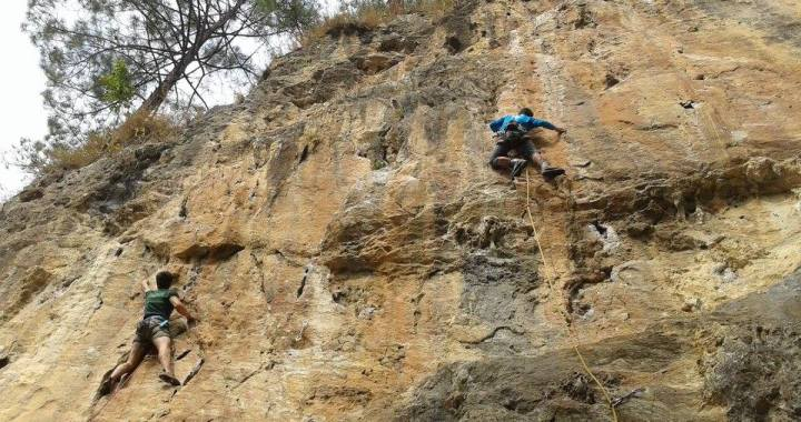 Rock Climbing in Nepal | Rock Climbing Destinations