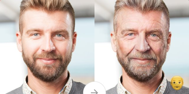 FaceApp The New Viral App that makes you look old