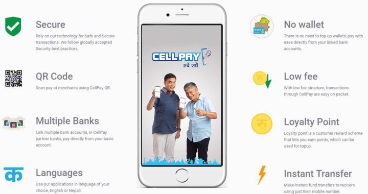 'CellPay' a new Payment service provider