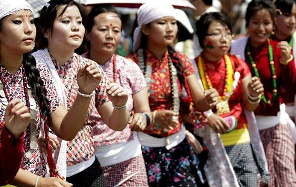 Folk Dance of Nepal   Nepali Cultural Dance