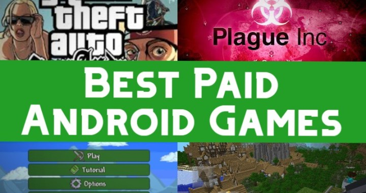 10 Best Paid Android Games in 2020