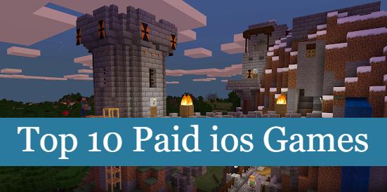 top paid ios games