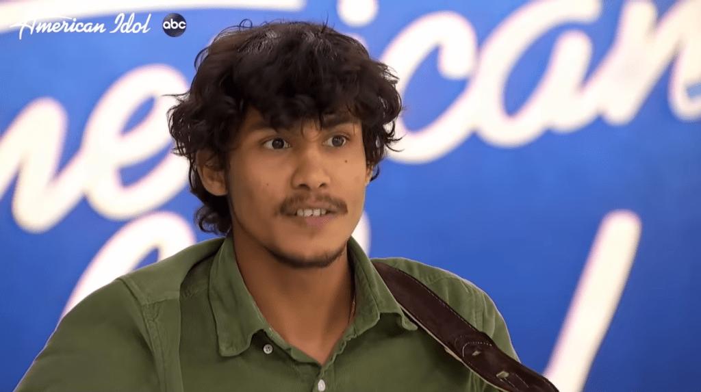 Arthur Gunn Aka Dibesh Pokharel American Idol Contestant ...