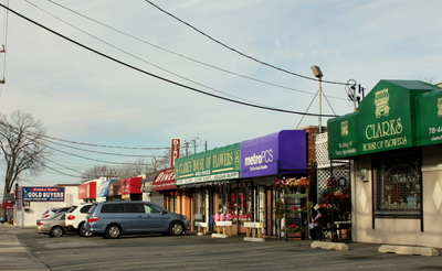Victory Boulevard Business Improvement District. (BID)