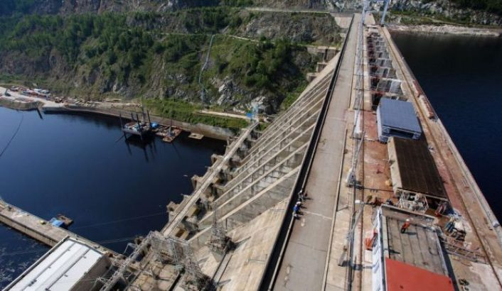zeya-dam-russia Top 10 Largest Dams in The World just info check