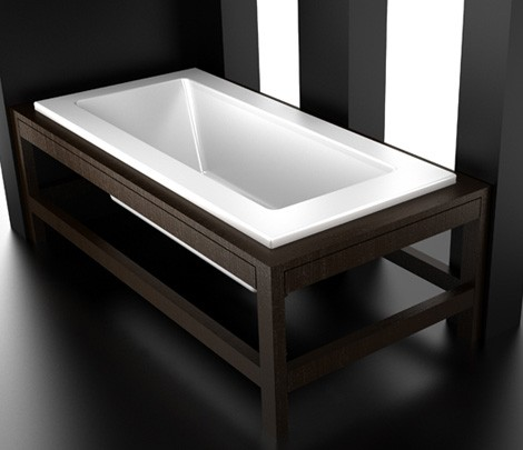 European Bathtubs From Calyx New Longplay And Sophie Sofa