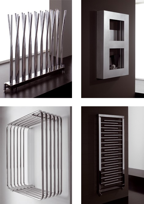 Deltacalor home radiator designs