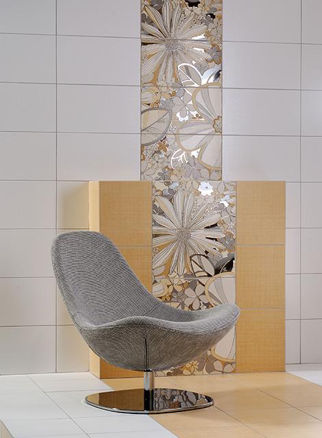 Rako floral tiles Botanica