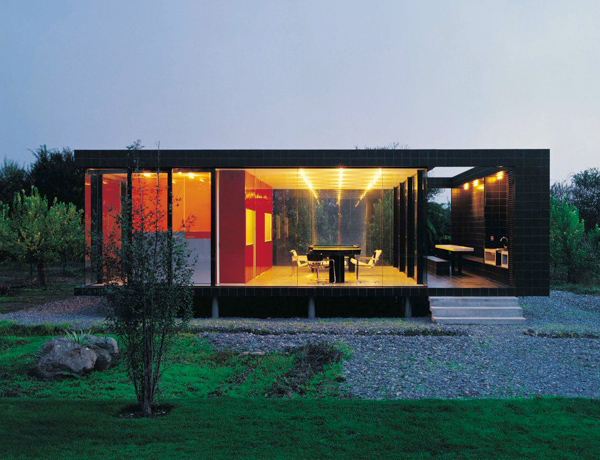 Tile House In Chile Modern House Designs