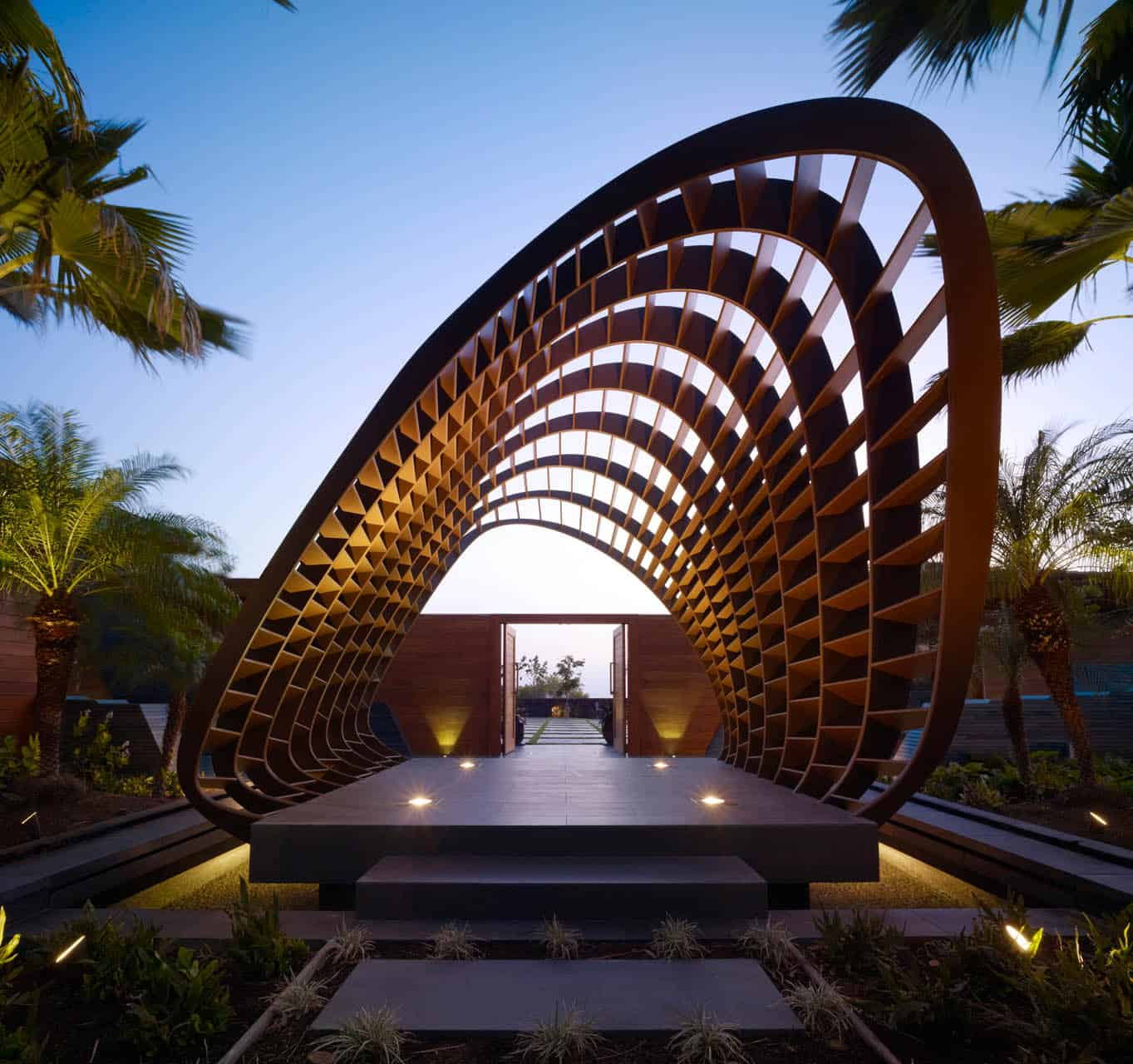 Amazing Eco-friendly Home with Infinity Pool | Modern ... on Modern:szae7Exnfpq= Amazing Houses  id=54495