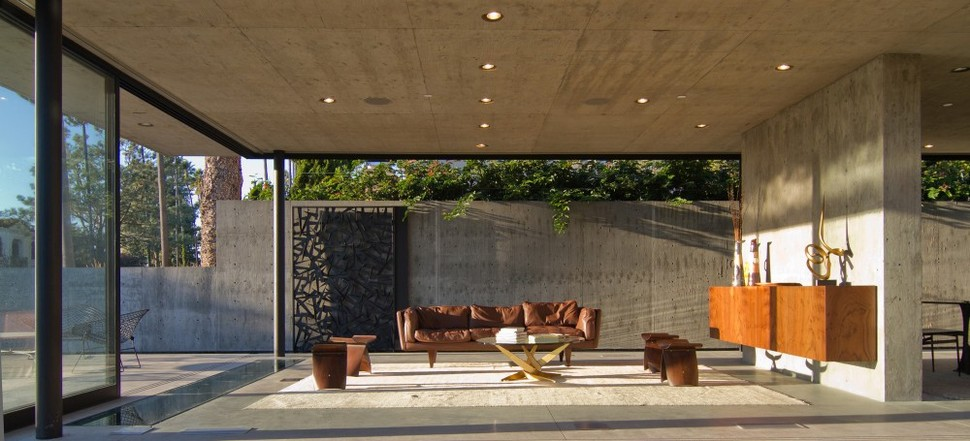 Concrete Residential Architecture Designed To Feel