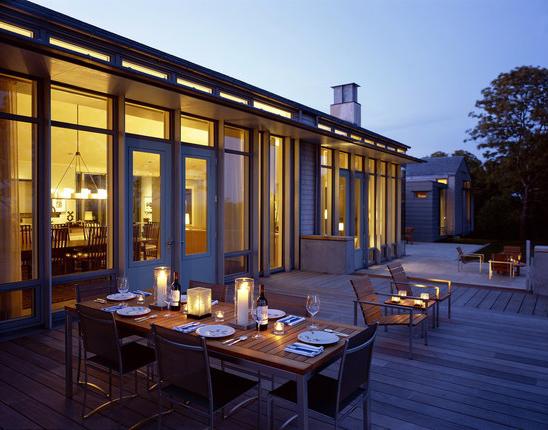 Modern Cottage In Marthas Vineyard Pool Lake Ocean