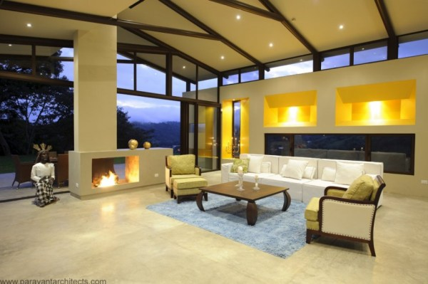 Luxury Resort Style Home in Costa Rica Modern House Designs