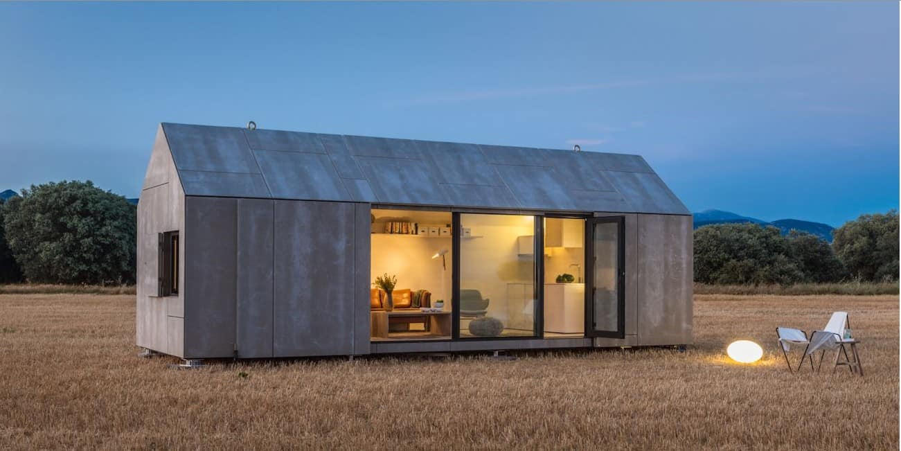 best picture of affordable modern prefab homes - all can download