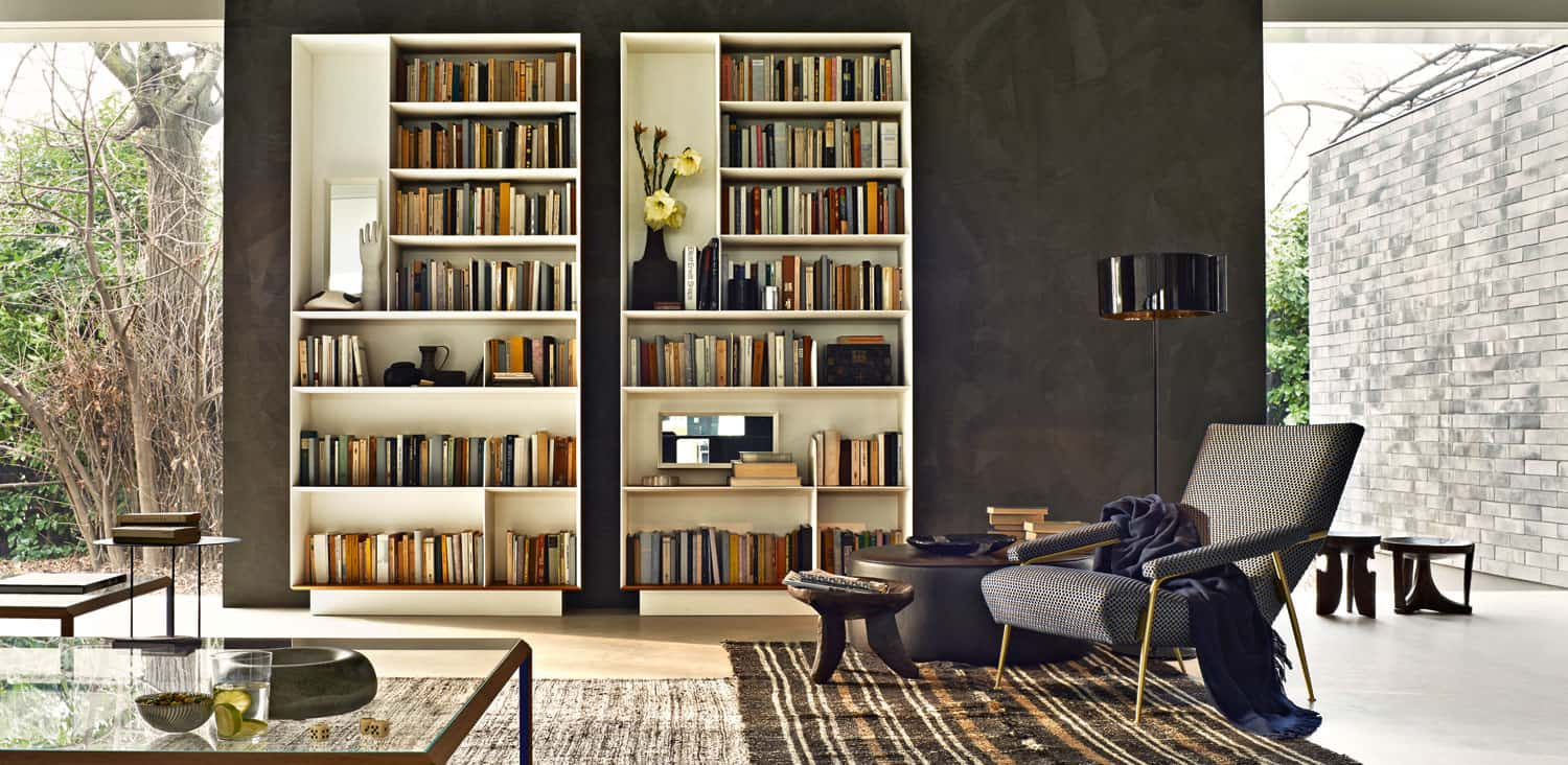 Home Interior Inspirations from Molteni on Modern Glass House Designs  id=84658