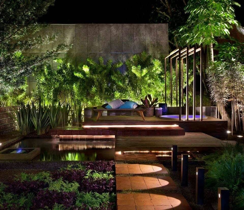 35 Sublime Koi Pond Designs and Water Garden Ideas for ... on Koi Ponds Ideas  id=62733