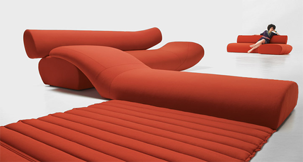 Lava Reclining Lounge Furniture From Cor Gets Another