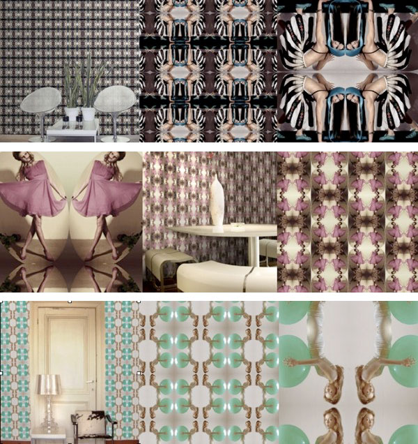 Modern Wallpapers Interior Design  Ideas
