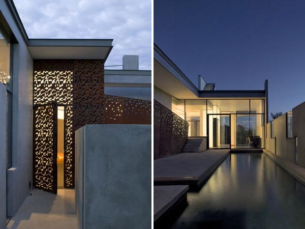 Prefab Home In Paradise Valley Arizona Fabulous Planar