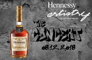 Gist: Hennessy to shut Lagos down with the Artistry Concert on the 8th of December